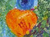 2006 - Blandede billeder: Du rører mit hjerte - 50x50 cm - 2200 kr.