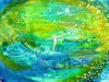 Artmoney-008-021007: At være i flow - 12x18 cm - 200 kr.