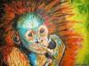 2009 Darwins tvivlere: Begynder - 60x80 cm